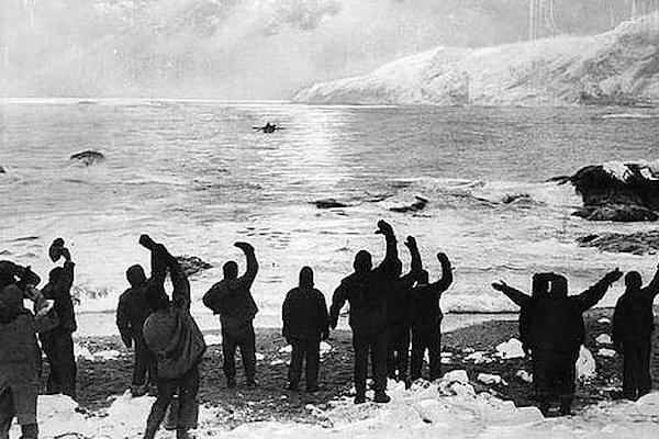 Shackleton Leadership Essay